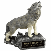 Howling Wolf Trophy - Click to enlarge