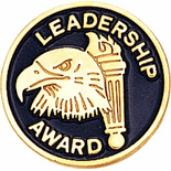 Leadership Award Lapel Pin - Click to enlarge