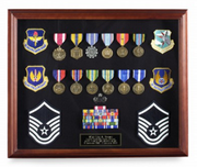 Large Shadow Box Display Frame - Click to enlarge