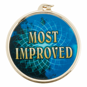 Most Improved Medal - Click to enlarge