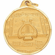 Music Medals (1 1/4