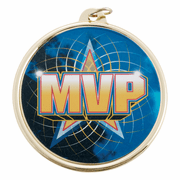 MVP Medal - Click to enlarge