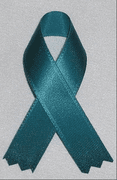 Ovarian Cancer Ribbons - Click to enlarge