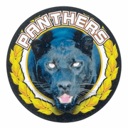 Panthers Medal Mascot Medal Insert - Click to enlarge
