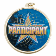 Participant Medal - Click to enlarge