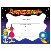 Participation Certificates with