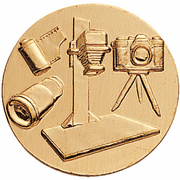Photography Litho Medal Insert - Click to enlarge