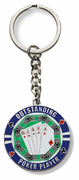 Poker Keychain - Click to enlarge