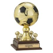 Prestige Series Trophy - Soccer Ball - Click to enlarge