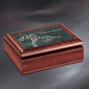Private Stock Engraved Office Desk Gift Box - Click to enlarge