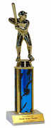 Single Column Trophy - Softball - Click to enlarge