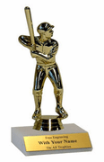 Participation Trophies - Softball Player - Click to enlarge