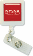 Retractable Badge Holders - Click to enlarge