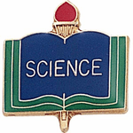 Science Lapel Pins - Click to enlarge
