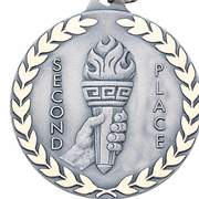 Second Place Medals - Click to enlarge