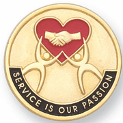 Service is our Passion (BR Series) - Click to enlarge