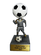 Soccer Bobble Head Trophy - Click to enlarge