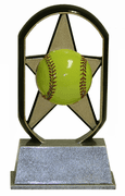 Eco Starz Trophy - Softball - Click to enlarge