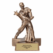 Softball - Star Series Resin Trophies (Male) - Click to enlarge