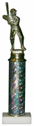 Economy Trophies with Softball Batter - Click to enlarge