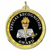 Special Recognition Medals - Click to enlarge
