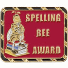Spelling Bee Award Pin - Click to enlarge