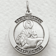St. Daniel , Patron Of Prophecy - Click to enlarge