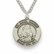 St. Maria, Patron of Purity - Click to enlarge