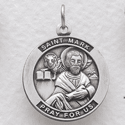 St. Mark , Patron Of Glaziers. Notaries - Click to enlarge