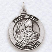 St. Timothy , Patron Of Scholars - Click to enlarge