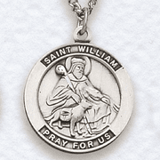 St. William , Patron Of Adopted Children - Click to enlarge