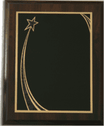 Star Plaque - Click to enlarge
