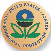 U.S. Environmental Protection Medal Insert (Etched) - Click to enlarge