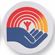 United Way Litho Medal Insert - Click to enlarge