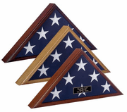 Veteran Flag Cases - Click to enlarge
