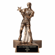 Volleyball - Resin Trophies (Male) - Click to enlarge