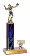 Trophies with Year Indicator - Volleyball - Click to enlarge