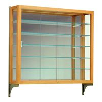 Wall-Mounted Display & Trophy Cases