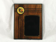 All Star Wooden Plaque - Click to enlarge