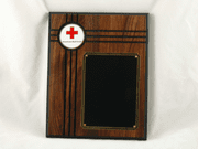 American Red Cross Plaque - Click to enlarge