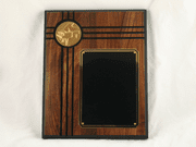 Gold Piano Plaque - Click to enlarge