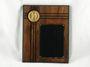 Gold Sales Person Plaque - Click to enlarge