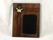 Partners In Faith (Black) Plaque - Click to enlarge
