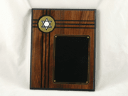 Star Of David Plaque - Click to enlarge