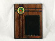 Teacher Recognition Wooden Award Plaque - Click to enlarge