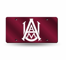 Alabama A&M Bulldogs Car Accessories