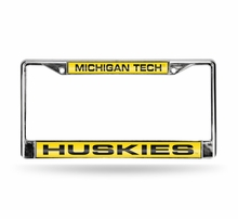 Michigan Tech Huskies Car Accessories