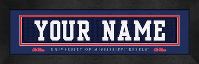 Mississippi Rebels Personalized Gifts