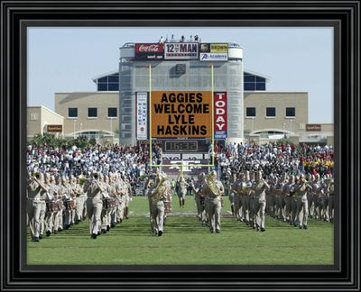Texas A&M Aggies Personalized Gifts