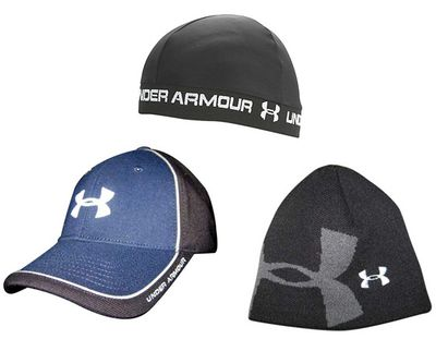 Under Armour Hats and Head Gear